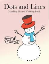 Dots and Lines Matching Pictures Coloring Book