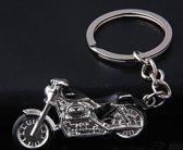 Harley Davidson Sleutelhanger - Zwart - 3D