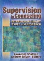 Supervision in Counseling