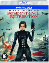 Resident Evil: Retribution (3D Blu-ray)