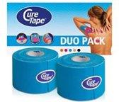 Voordeelset - 2x CureTape - 5cm * 5m - Blauw