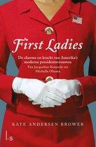 First Lady's. De vrouwen in het Witte Huis