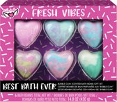 Fashion Angels Fresh Vibes Bruisballen Hartjes 6st.