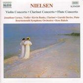 Nielsen: Concertos(Complete)