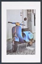 Fotolijst - Henzo - Umbria - Fotomaat 40x60 - Zwart