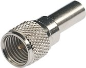Glomex Stekker / Coax Plug Mini UHF Male RA157