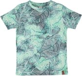Babyface - T-shirtje fresh mint   -  Maat  104