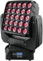 Eurolite TMH-X25 Discostroboscoop Zwart Geschikt voor gebruik binnen