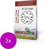 Farm Food Schaap Standaard Lam - Hondenvoer - 3 x 2 kg