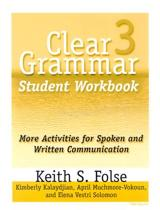 Clear Grammar 3 Student Workbook