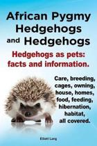African Pygmy Hedgehogs and Hedgehogs. Hedgehogs as Pets