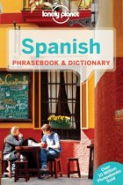 Omslag van 'Lonely Planet Spanish Phrasebook & Dictionary'