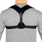 Premium Rugbrace - Houding Correctie Brace - Postuur Corrector/Verbeteraar - Rug En Schouder Brace - Postuur Correctie Band - One Size