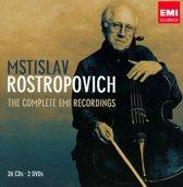 Mstislav Rostropovich: Complete EMI Recordings