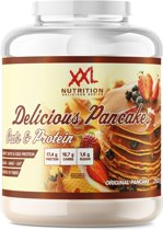 Delicious Pancakes - Oats and Protein - 2500 gram - SteviaVanille