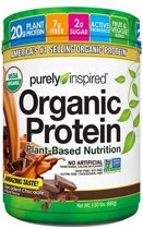 Organic Protein 680gr Chocolate