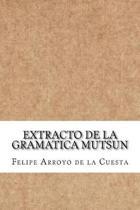 Extracto de la Gramatica Mutsun