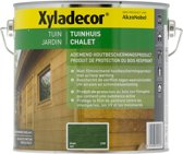 Xyladecor Tuinhuis - Houtbeits - Groen - 2,5L