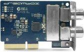 Dreambox DVB-C/T2 Dual Tuner Intern DVB-C, DVB-T2 Mini PCI Express