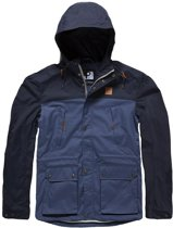 Vintage Industries Leap Jacket 2tone navy