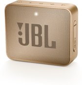 JBL Go 2 - Draadloze Bluetooth Mini Speaker- Goud