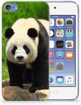Apple iPod Touch 5 | 6 TPU Hoesje Design Panda