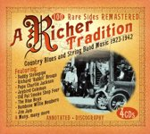 A Richer Tradition Country Blues