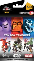 Disney Infinity 3.0 - Toy Box Game Piece Takeover
