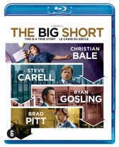 The Big Short (blu-ray)