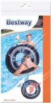 Grote opblaasbare zwemring autoband 91 cm