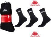6 paar katoen KAPPA sokken sport en werksokken 43-46