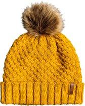 Roxy Blizzard Dames Muts - Spruce Yellow