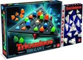 Triominos Tri-Balance + Triomonos reisspel