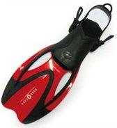 Aqual Lung Sport Proflex II Junior - Zwemvliezen - S/M (32-35) Rood