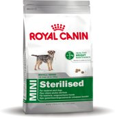 Royal Canin Mini Sterilised - Hondenvoer - 8 kg