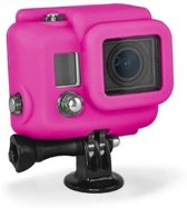 Xsories Silicone Cover voor GoPro Hero3 - Roze