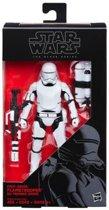 Star Wars - First Order Flametrooper (Hasbro Black Series #16) 6 inch actiefiguur