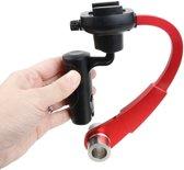 HR255 Speciale Stabilisatorstrijkstok Type Balancer Selfie Stick Monopod Mini Statief voor GoPro HERO4 / 3 + / 3 (Zwart)