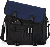 Bagbase Briefcase - Aktetas French Navy 15 Liter