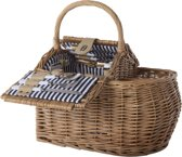 Cosy&Trendy Picknickmand - 2 Persoons