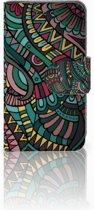 Samsung Galaxy Trend 2 Boekhoesje Design Aztec