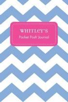 Whitley's Pocket Posh Journal, Chevron
