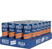 Nocco BCAA Drink - Peach (24x330ml)