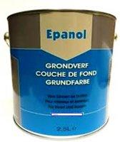 Epanol Grondverf Grijs - 2,5 liter