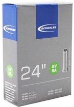 Schwalbe - Binnenband Fiets - Auto Ventiel - 24 x 1.00 (25 - 540)