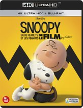 Snoopy & Charlie Brown: De Peanuts Film (4K Ultra HD Blu-ray)