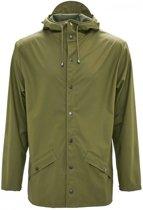 Rains Jacket 1201 Jas - Groen