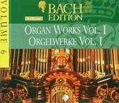 Bach Edition, Vol 6 - Organ Works Vol I / Hans Fagius