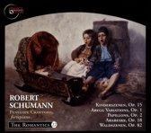 Schumann: Kinderszenen, Op. 15; Abegg Variations, Op. 1; Papillons, Op. 2; Arabeske, Op. 12; Waldszenen, Op. 82