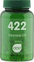 Aov 422 vitamine d3 50 mcg 120 st